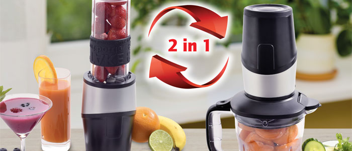 Smoothie Maker & Food-Processor